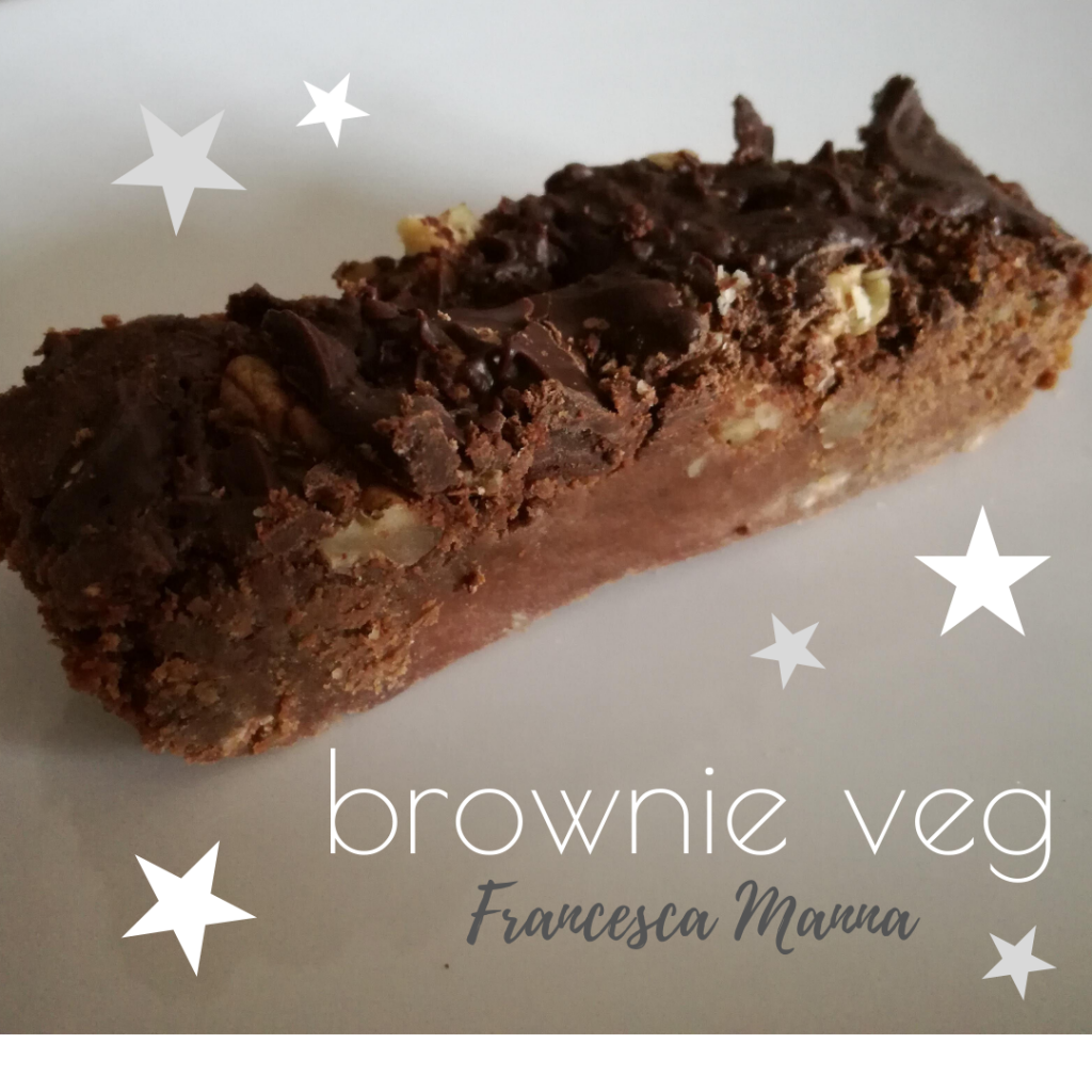 brownie aquafaba francesca manna
