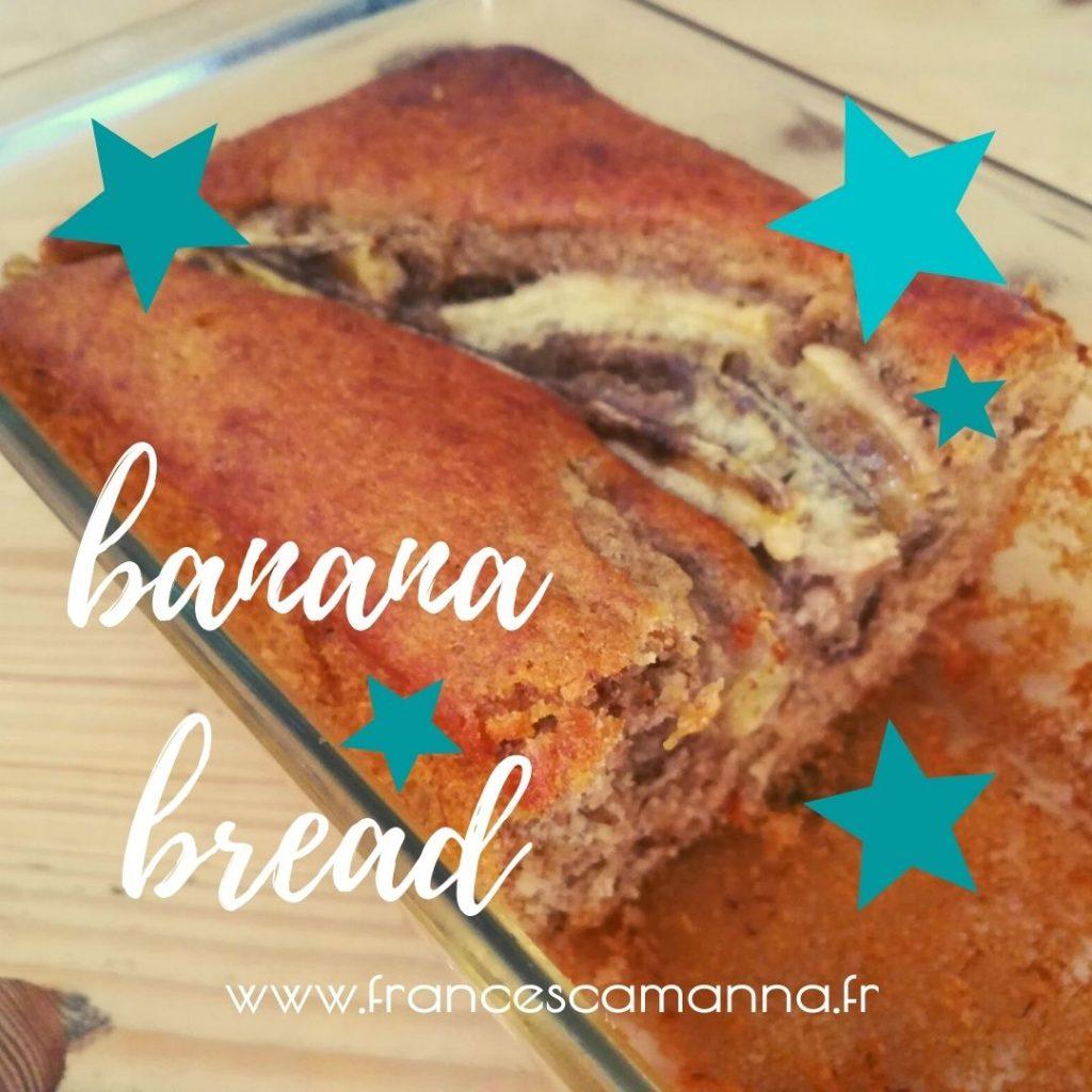 mon banana bread#1 Francesca Manna naturopathe