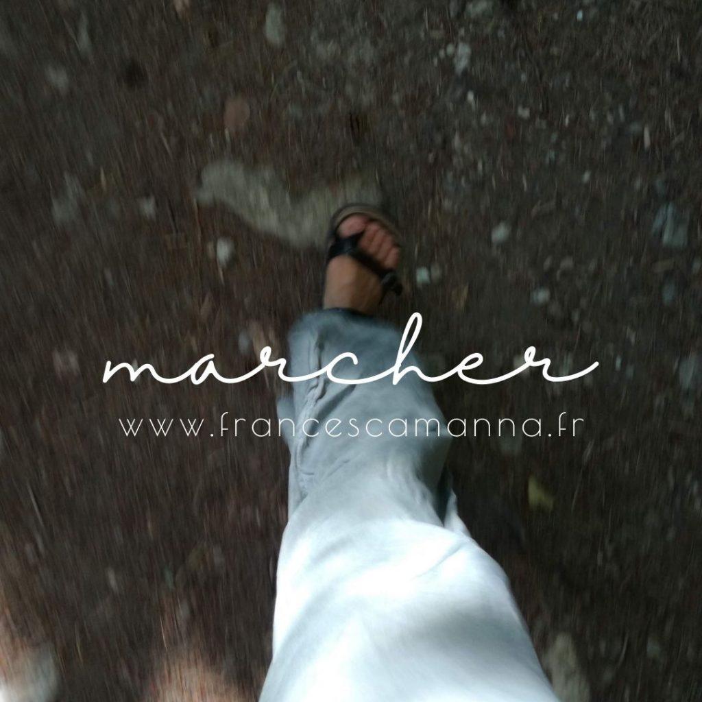 plus de sport dans nos vie: marcher Francesca Manna Naturopathe